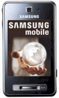 SamSung F480 Tocco Brown