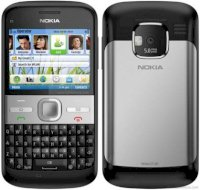Nokia E5 Carbon Black