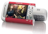 Nokia 5700 XpressMusic Red