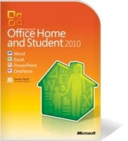 Office Home and Student 2010 English (W,E,P,One) (SEA 1pk OEI No Disk)  ( 79G-02543 )