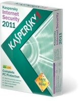 Kaspersky Internet Security 2011 -1year -1PC