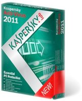 Kaspersky Anti-Virus 2011 -1year -1PC