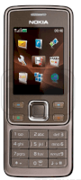 Nokia 6300 Chocolate