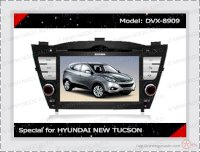 DVD JENKA DVX-8909 HD for HYUNDAI NEW TUCSON