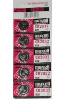 Pin CMOS Maxell CR2032