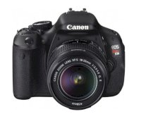 Canon EOS Rebel T3i (EOS 600D / EOS Kiss X5) (EF-S...