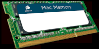 Corsair (CMSA8GX3M1A11333) - DDR3 - 8GB - Bus 1333MHz - PC3 10600 for MAC
