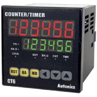 Counter Autonics CT6M-1P4