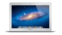 Apple MacBook Air (MD223ZP/A) (Mid 2012) (Intel Core i5-3317U 1.7GHz, 4GB RAM, 64GB SSD, VGA Intel HD Graphics 4000, 11.6 inch, Mac OS X Lion)