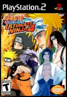 Naruto Shippuden Ultimate Ninja 4 (PS2)