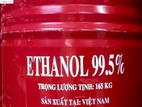 ALCOHOL 99.5% min, ABSOLUTE ETHANOL; DISTILLED SPIRITS; ETHANOL, UNDENATURED; ETHYL ALCOHOL; ETHYL HYDROXIDE; UNDENATURED ETHANOL; ABSOLUTE ETHANOL; ALCOHOL DEHYDRATED; ANHYDROUS ALCOHOL - Ảnh 7