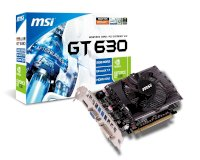 MSI N630GT-MD2GD3 (NVIDIA GeForce GT 630, GDDR3...