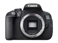 Canon EOS 700D (EOS Rebel T5i / EOS Kiss X7i) Body