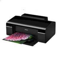 Epson Stylus Photo T50 (Gắn mực Pigment uv)