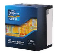 Intel Core i7-3770 (3.4GHz turbo up 3.9GHz, 8MB L3...