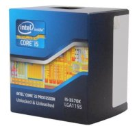 Intel Core i5-3570K (3.4GHz turbo up 3.8GHz, 6MB...