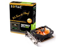 Zotac GeForce GTX 650 Synergy Edition 1GB...