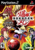Bakugan Battle Brawlers (PS2)
