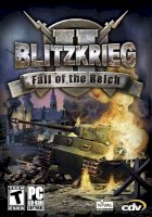 Game Blitzkrieg II Fall of the Reich (PC)