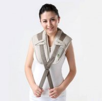 Đai massage lưng, vai, cổ Neck - Shoulder Massage Belt DS21