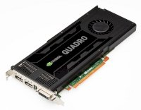 NVIDIA Quadro K4000 3GB GDDR5 PCI Express 2.0 x16