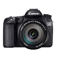 Canon EOS 70D (EF-S 18-200mm F3.5-5.6 IS) Lens Kit