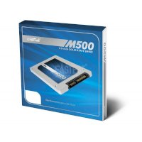 Crucial SSD 120GB M500 2.5inch 7mm SATA III with Adapter Retail