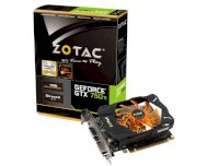 ZOTAC GTX-750 Ti 2GB DDR5 (NVIDIA GEFORCE GTX 750...