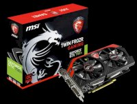 MSI N750Ti TF 2GD5/OC (NVIDIA GeForce GTX 750Ti,...