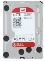 Western Digital Red WD40EFRX 4TB - IntelliPower RPM - 64MB Cache - SATA 6.0Gb/s - 3.5""