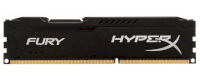 Kingston HyperX Fury Black - DDR3 - 8GB - Bus 1866Mhz - PC3 15000 CL10 Dimm