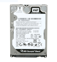 Western Digital Black 320GB - 7200rpm - 16MB Cache - Sata III (WD3200BEKT)
