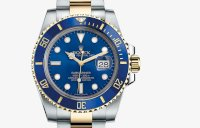Rolex Submariner Date  Oyster, 40 mm, steel and...