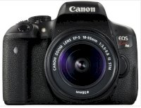 Canon Kiss X8i (EOS 750D / EOS Rebel T6i) - Nhật (EF-S 18-55mm F3.5-5.6 IS STM) Lens Kit