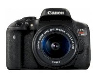 Canon EOS Rebel T6i (EOS 750D / Kiss X8i) - Mĩ/Canada (EF-S 18-55mm F3.5-5.6 IS STM) Lens Kit