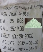 FeSO4.7H2O - Ferrous Sulphate Heptahydrate 98%
