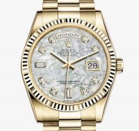 Đồng hồ Rolex Day-Date Oyster Yellow Gold