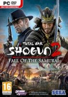 D0613 - Total War Shogun 2 - Fall of the Samurai (7 Disc)