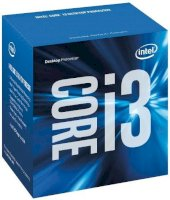 Intel Core i3-6100 (3.7GHz, 3MB L3 Cache, Socket...