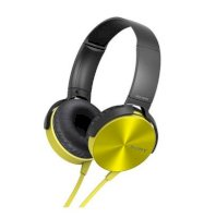 Tai nghe Sony MDR-XB450AP Yellow