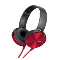 Tai nghe Sony MDR-XB450AP Red