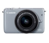 Canon EOS M10 (EF-M 15-45mm F3.5-6.3 IS STM) Lens...