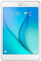 Samsung Galaxy TAB E 9.6 (SM-T561Y) (Quad-Core 1.3GHz, 1.5GB RAM, 8GB Flash Driver, 9.6 inch, Android OS) WiFi, 3G Model Metallic White