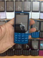 Nokia X3-02 Touch and Type Blue