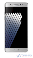 Samsung Galaxy Note 7 (SM-N930F) Silver Titanium for Europe