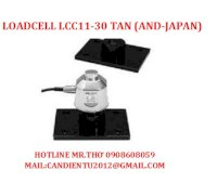 Loadcell AND LCC11-30T 30 tấn
