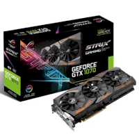 VGA Asus Nvidia GeForce GTX 1070 ROG STRIX-GTX1070-8G-GAMING