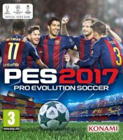 Phần mềm game PES 2017: Pro Evolution Soccer (PC)