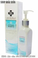 Kem dưỡng Laperle white skin lotion silk protein body time less Truth Snow white  - HX981