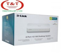 D-LINK DES-1008A Switch 8port, 10/100Mbps